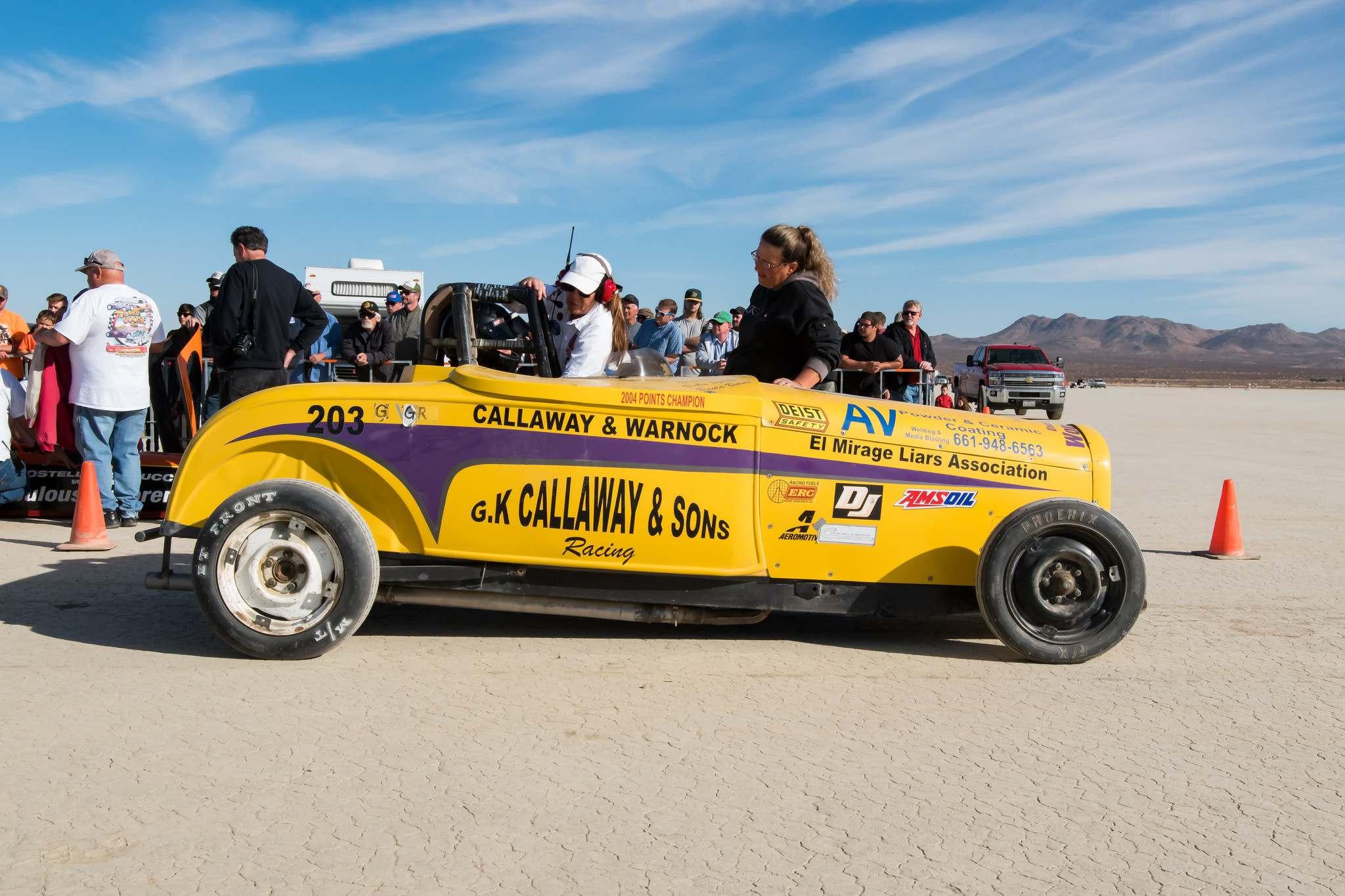 land speed racing13 Speed Racing at El Mirage Dry Lake