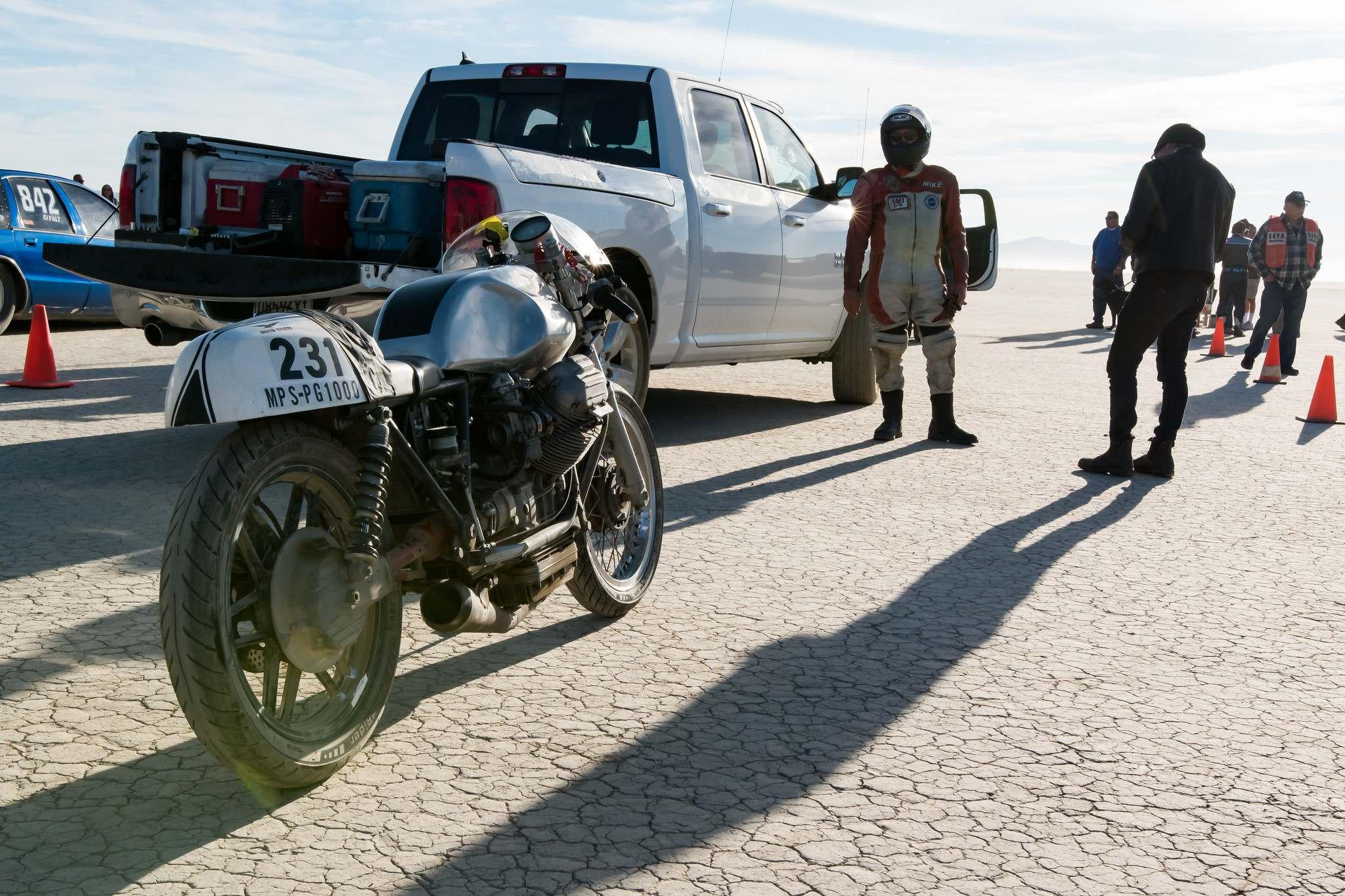 land speed racing14 Speed Racing at El Mirage Dry Lake