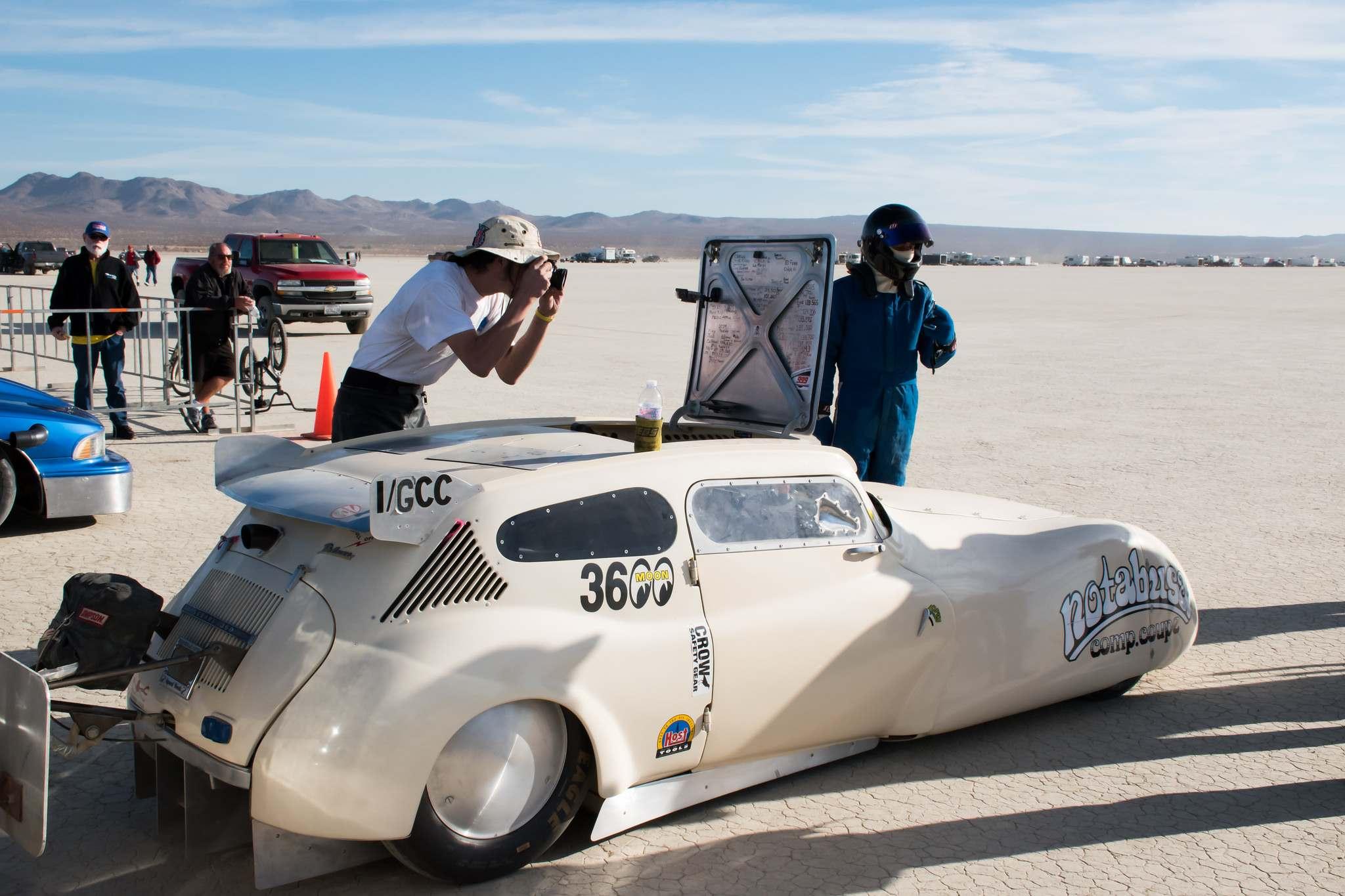 land speed racing6 Speed Racing at El Mirage Dry Lake