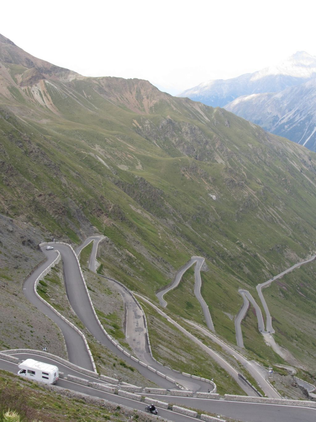 stelvio pass5 Stelvio Pass Breathtaking Road