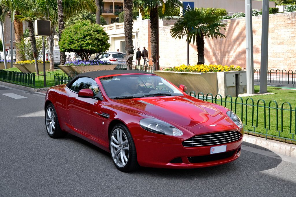 luxury super car1 Supercars in Monaco Before Formula One Grand Prix 2013
