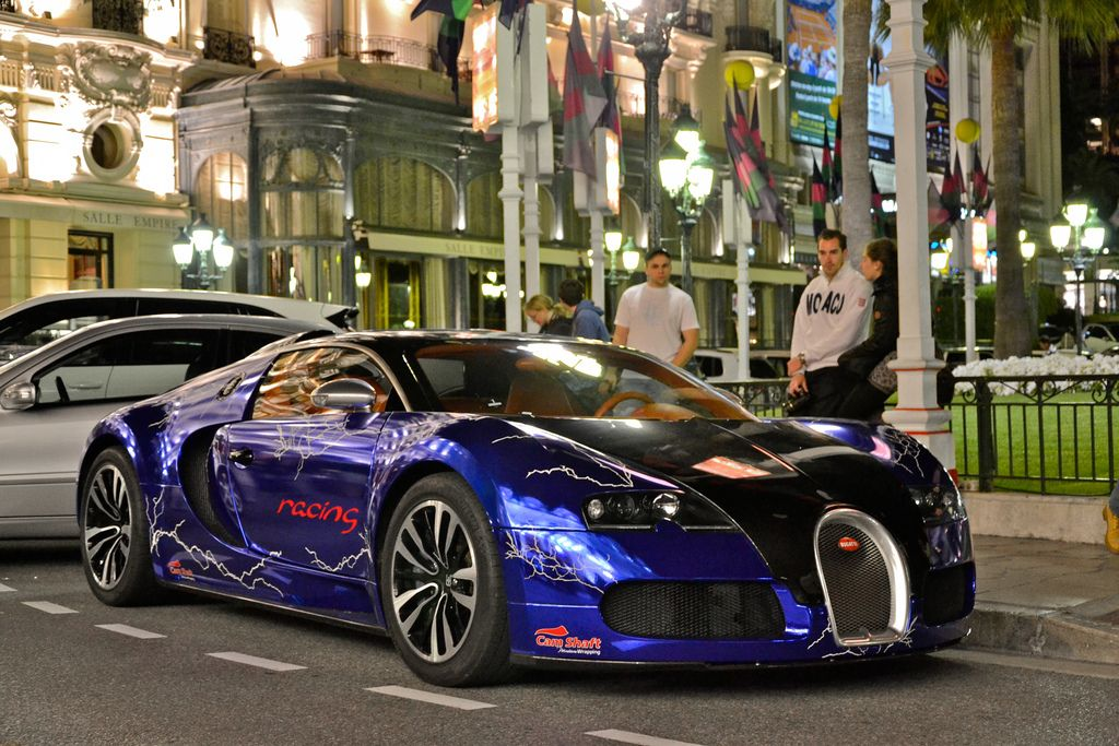 luxury super car16 Supercars in Monaco Before Formula One Grand Prix 2013