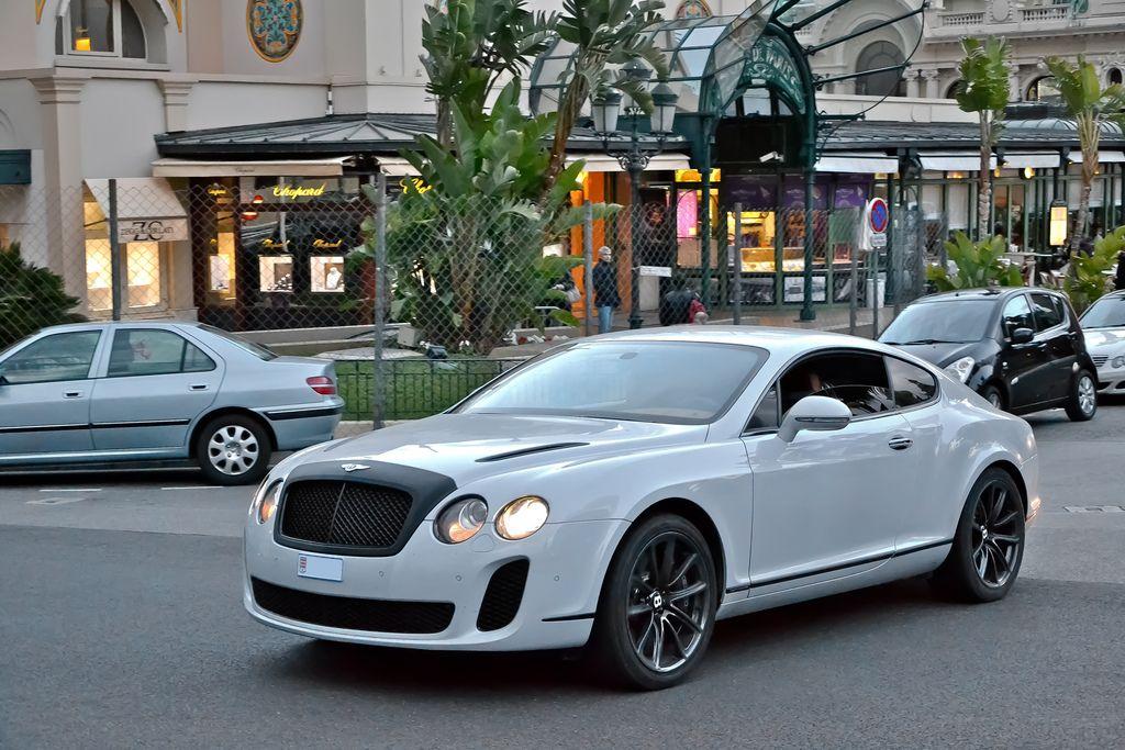 luxury super car21 Supercars in Monaco Before Formula One Grand Prix 2013
