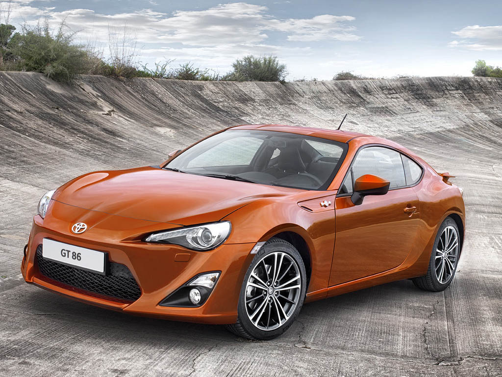 toyota gt86 Toyota GT86 2012 Wallpapers