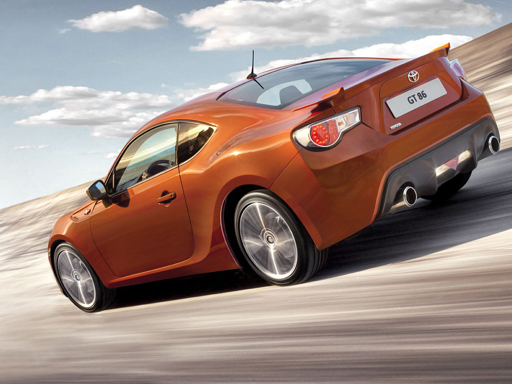 toyota gt861 Toyota GT86 2012 Wallpapers