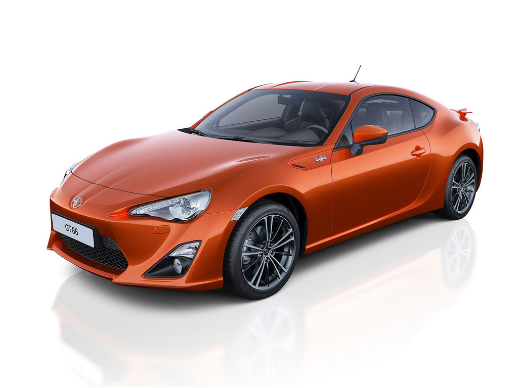 toyota gt8615 Toyota GT86 2012 Wallpapers