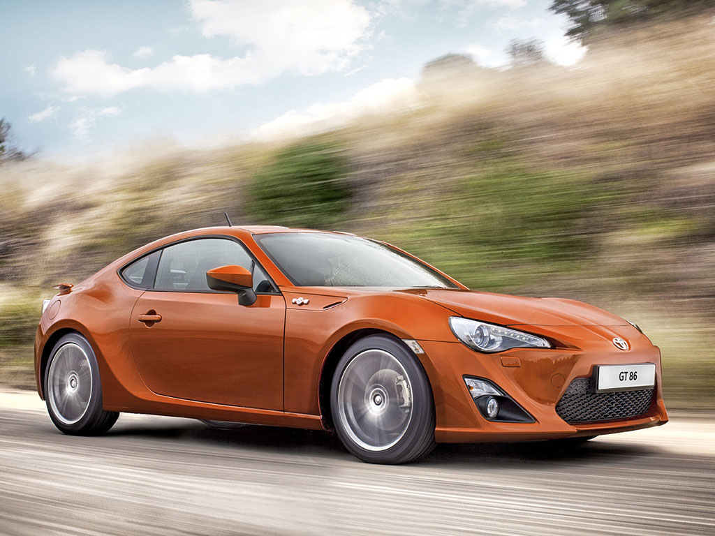 toyota gt865 Toyota GT86 2012 Wallpapers