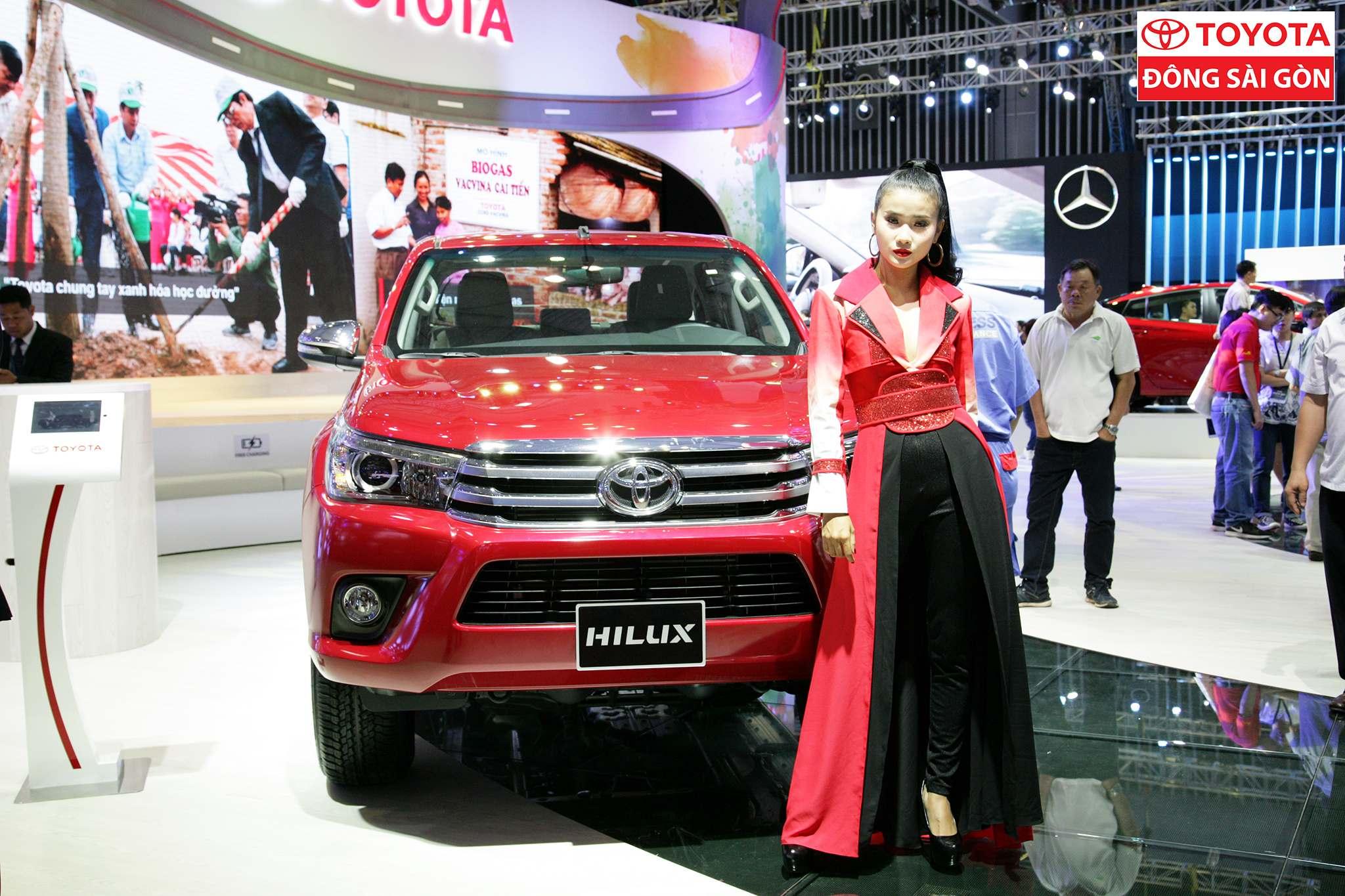 vietnam motor show 20175 Toyota at Vietnam Motor Show 2017