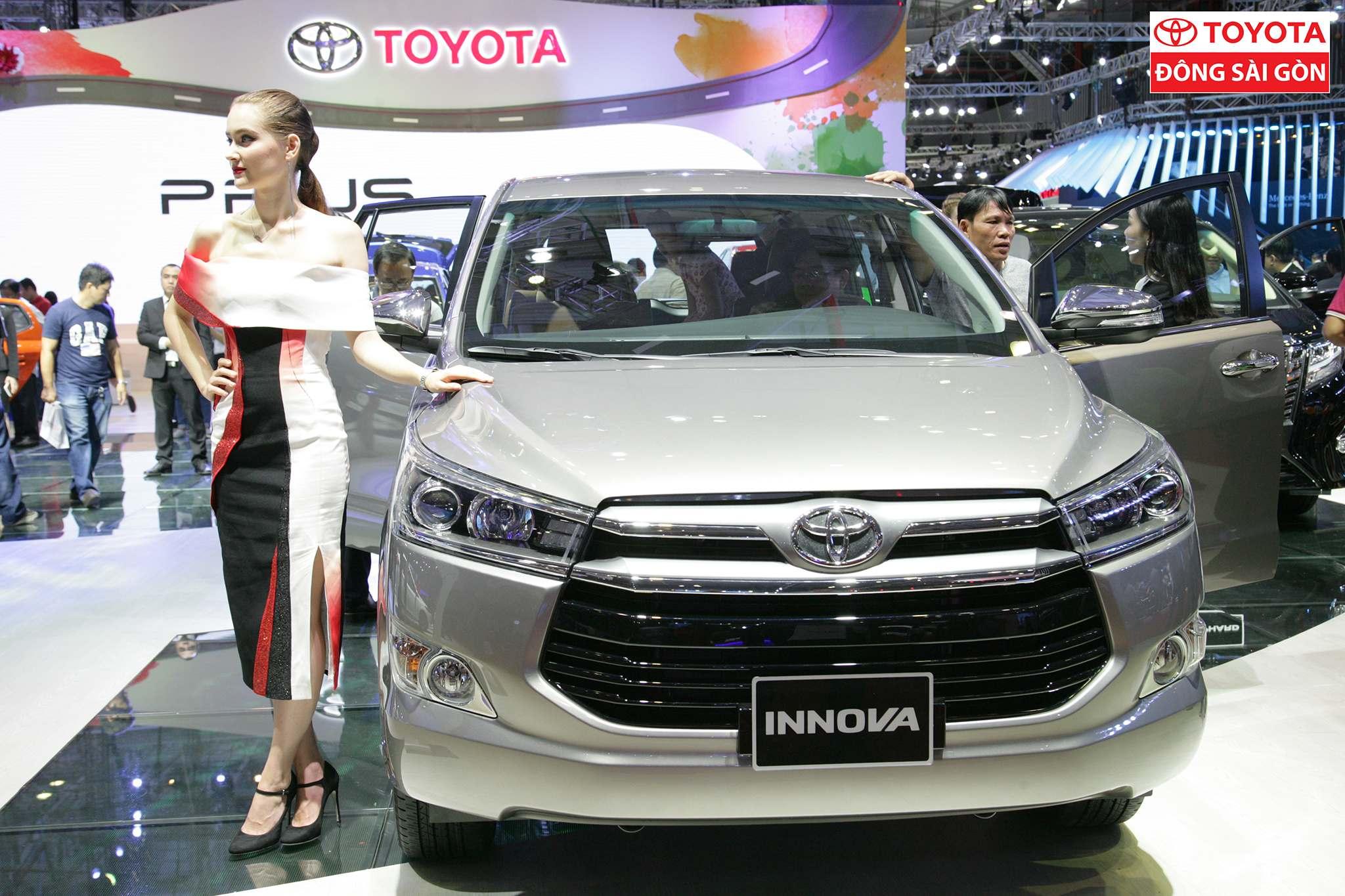 vietnam motor show 20178 Toyota at Vietnam Motor Show 2017