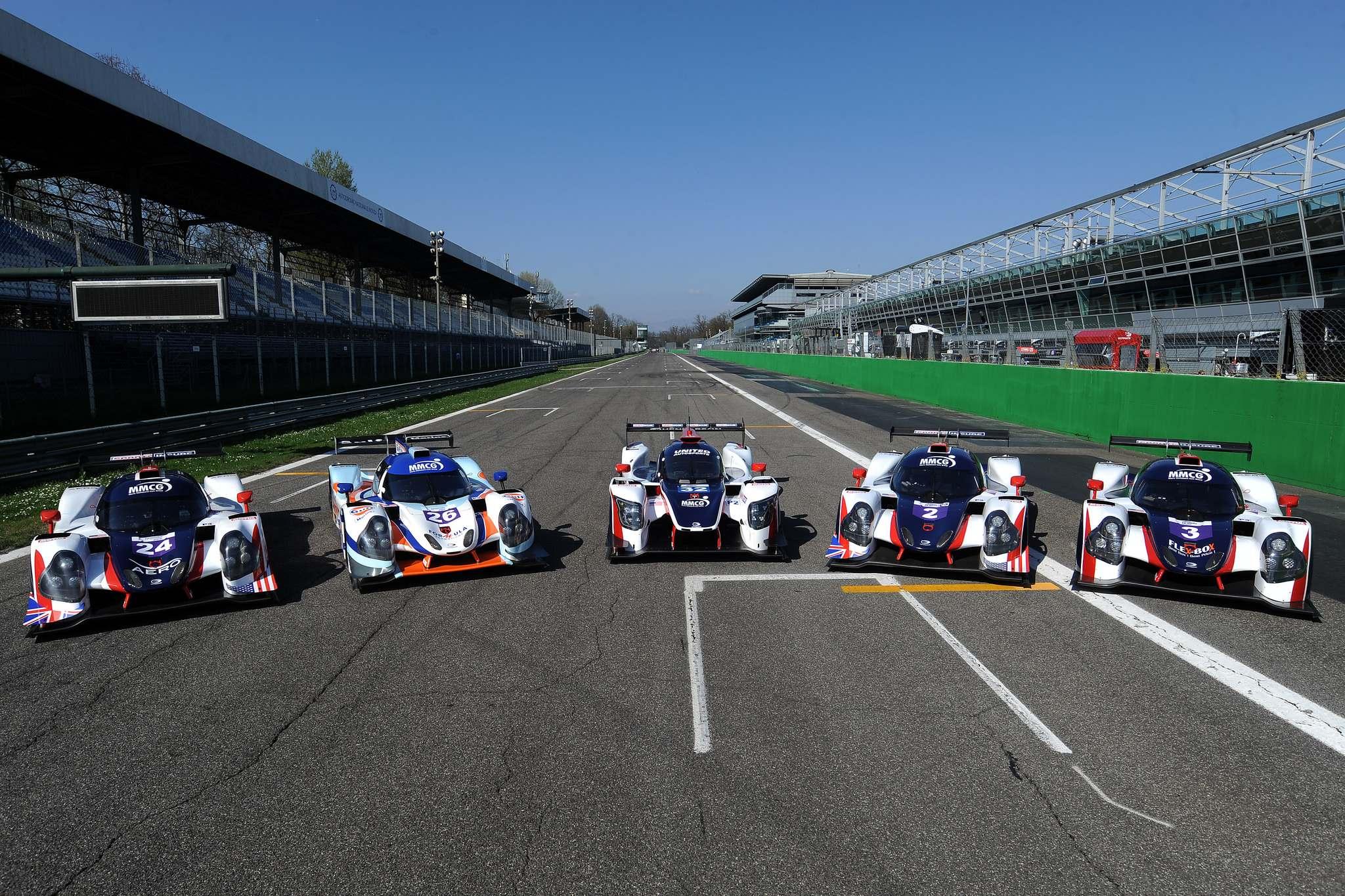 unitedautosports United Autosports in Monza