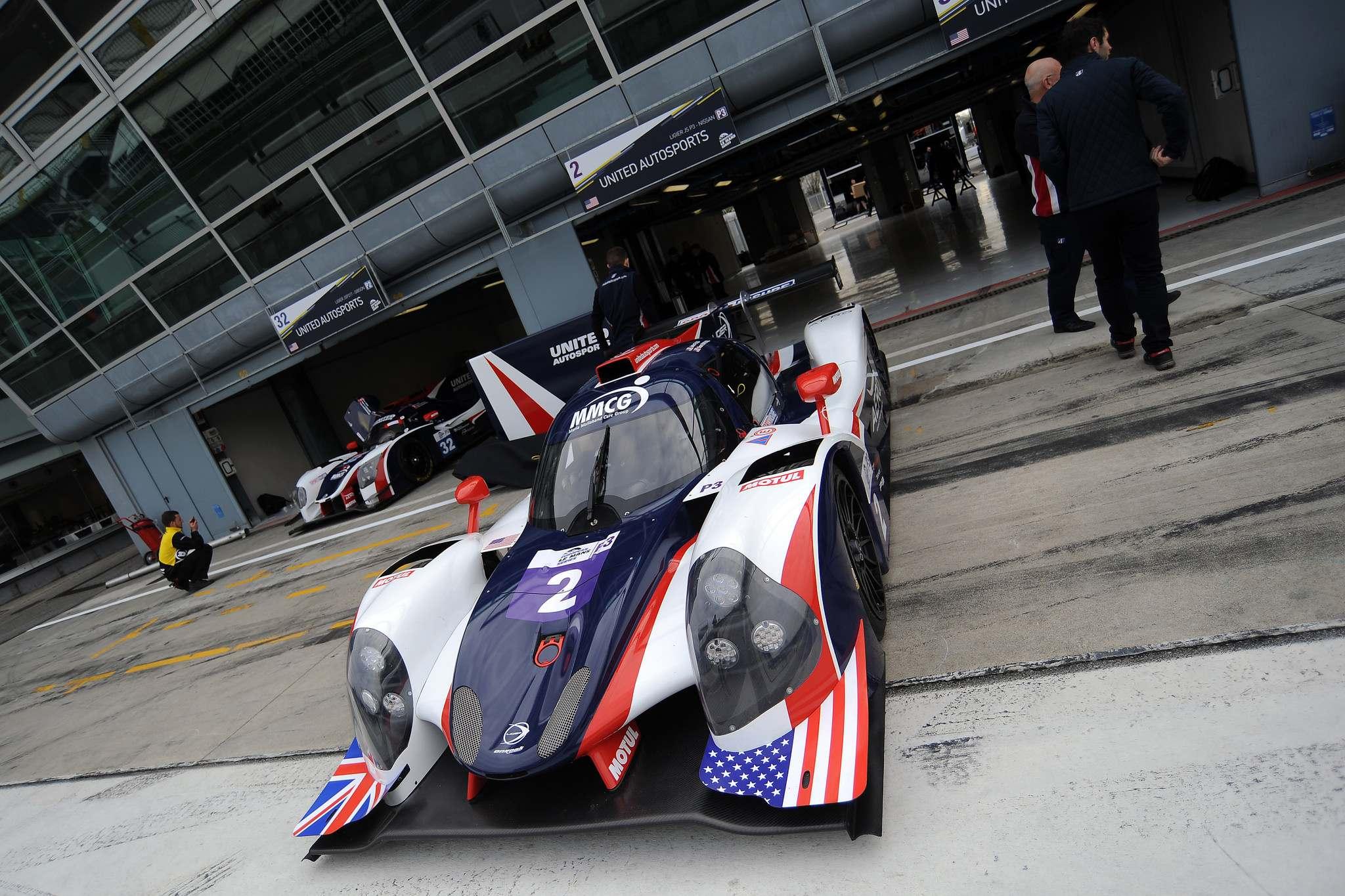 unitedautosports10 United Autosports in Monza