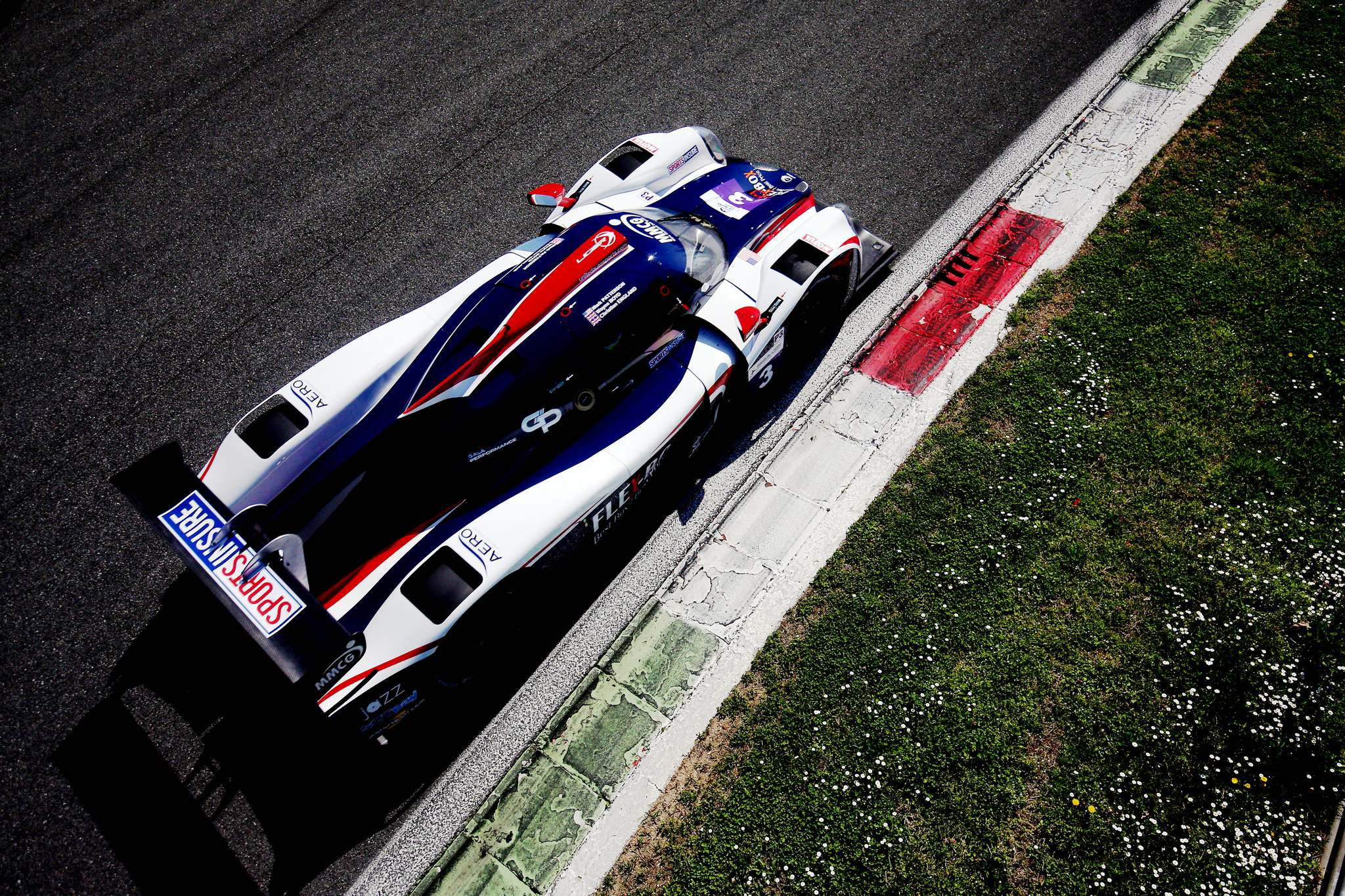 unitedautosports2 United Autosports in Monza