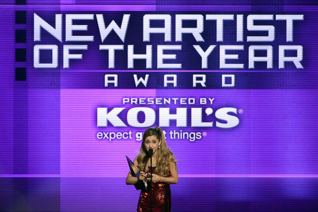 american music awards4 American Music Awards 2013 Winners