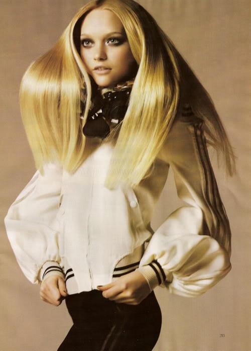 gemma ward6 Australian Supermodel Gemma Ward