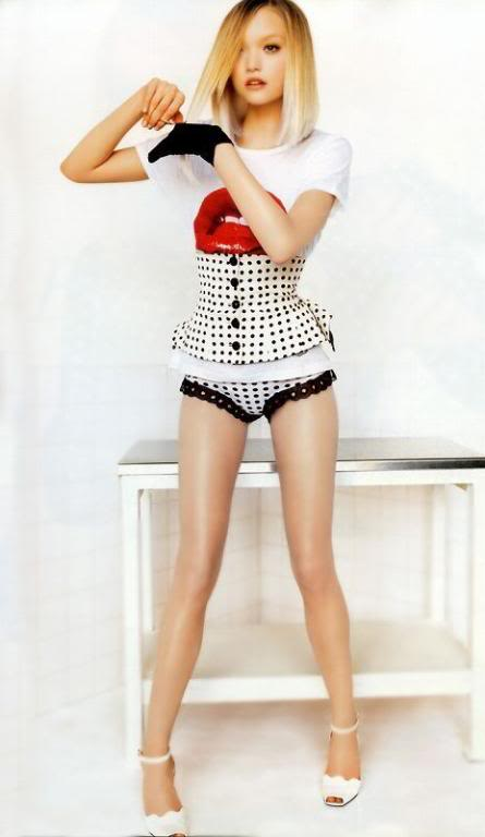 gemma ward8 Australian Supermodel Gemma Ward