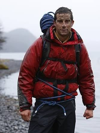 survival bear grylls7 Bear Grylls is a Pretty Cool Guy