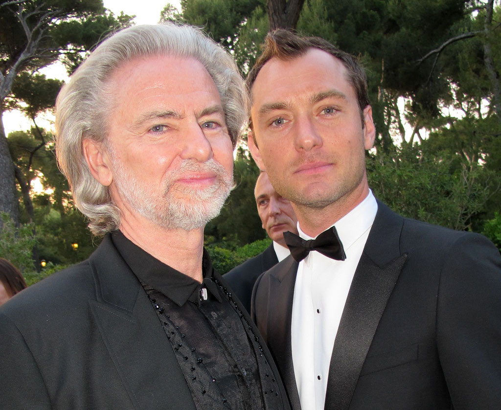 against aids6 Celebrities Help amfAR in the Fight Against AIDS