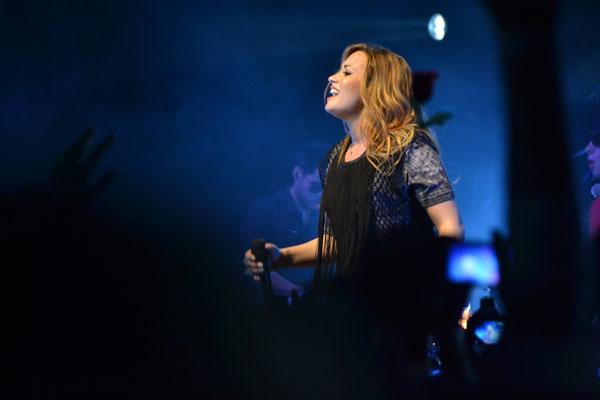 demi lovato13 Demi Lovato Tour at Credicard Hall, Sao Paulo