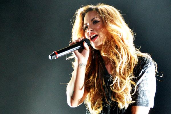 demi lovato3 Demi Lovato Tour at Credicard Hall, Sao Paulo