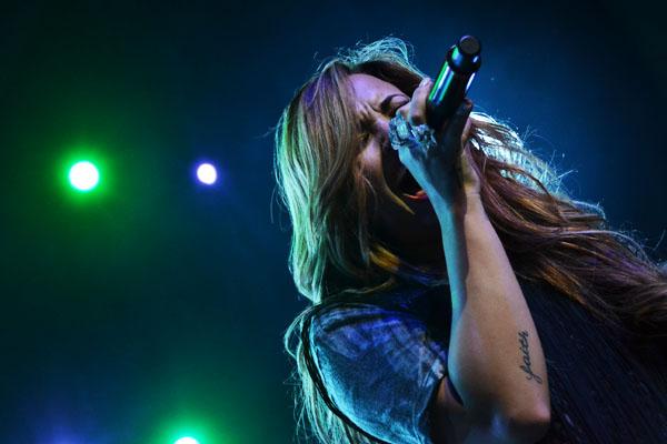 demi lovato5 Demi Lovato Tour at Credicard Hall, Sao Paulo
