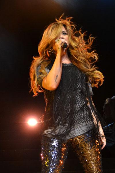 demi lovato7 Demi Lovato Tour at Credicard Hall, Sao Paulo