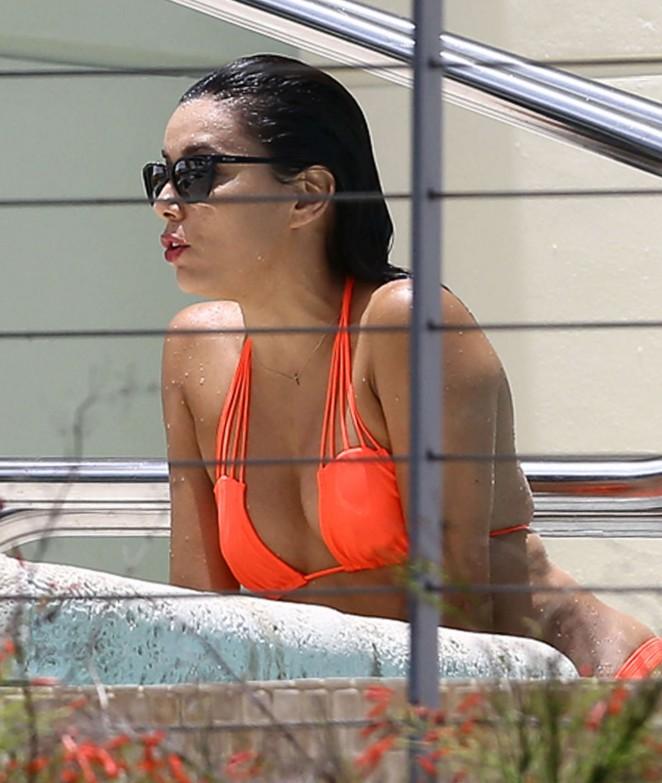 eva longoria bikini Eva Longoria in Bikini at Miami