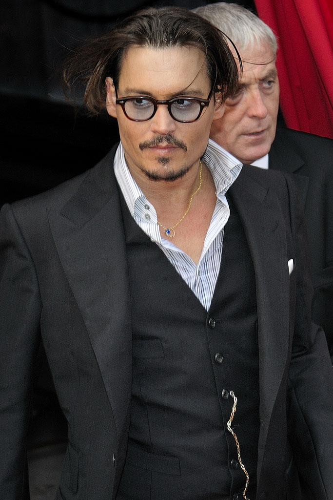 johny depp1 Filmography and Retro Photos of Johnny Depp