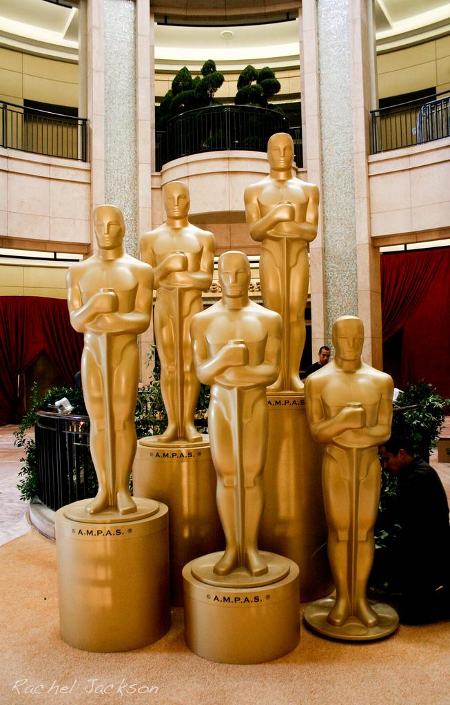 oscars A Full List of Winners at The 2012 Oscars