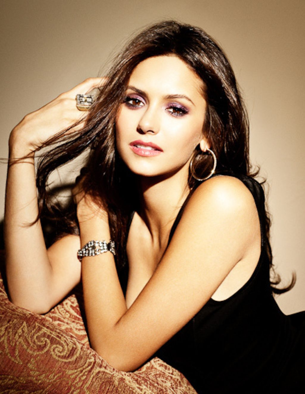 nina dobrev Gorgeous Nina Dobrev   Canadian Actress and Model