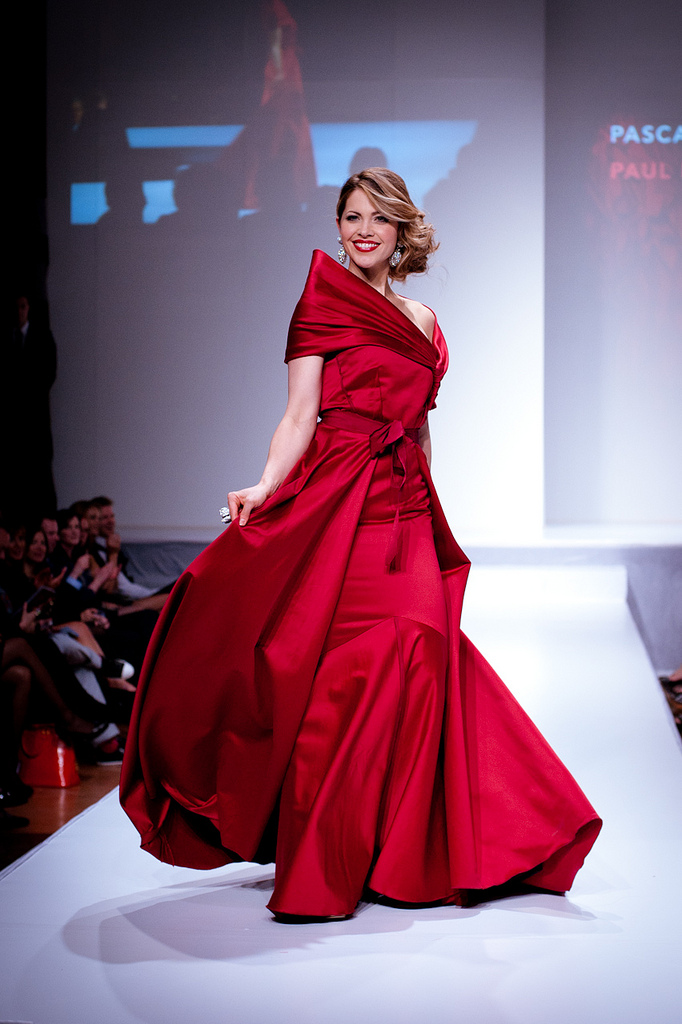red dress Heart Truths Red Dress Campaign