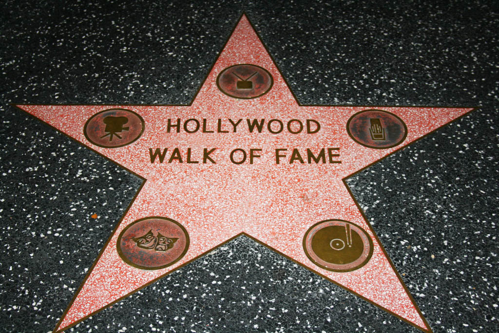 hollywood walk of fame How Long is The Hollywood Walk of Fame