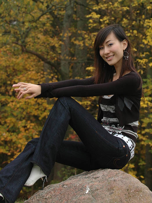 miss world canada9 Lena Ma   Former Miss World Canada