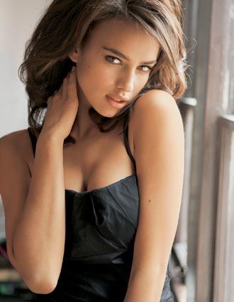 irina shayk Model Irina Shayk, Christiano Ronaldo`s Girlfriend