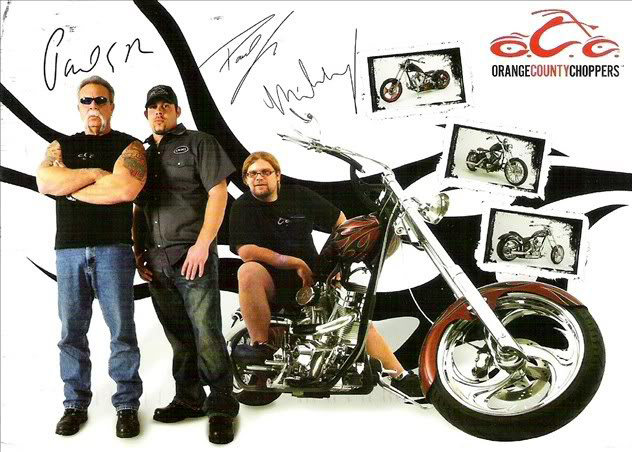 paul teutul orange county choppers3 Paul Teutul Senior from Orange County Choppers