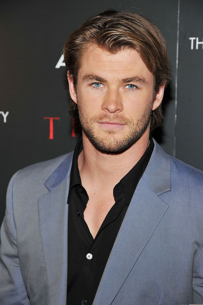 chris hemsworth5 Sex Symbol Chris Hemsworth