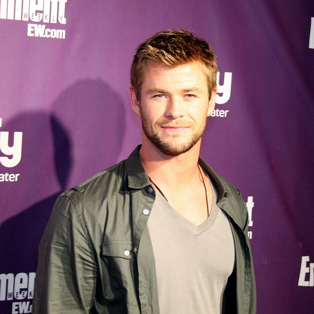 chris hemsworth9 Sex Symbol Chris Hemsworth