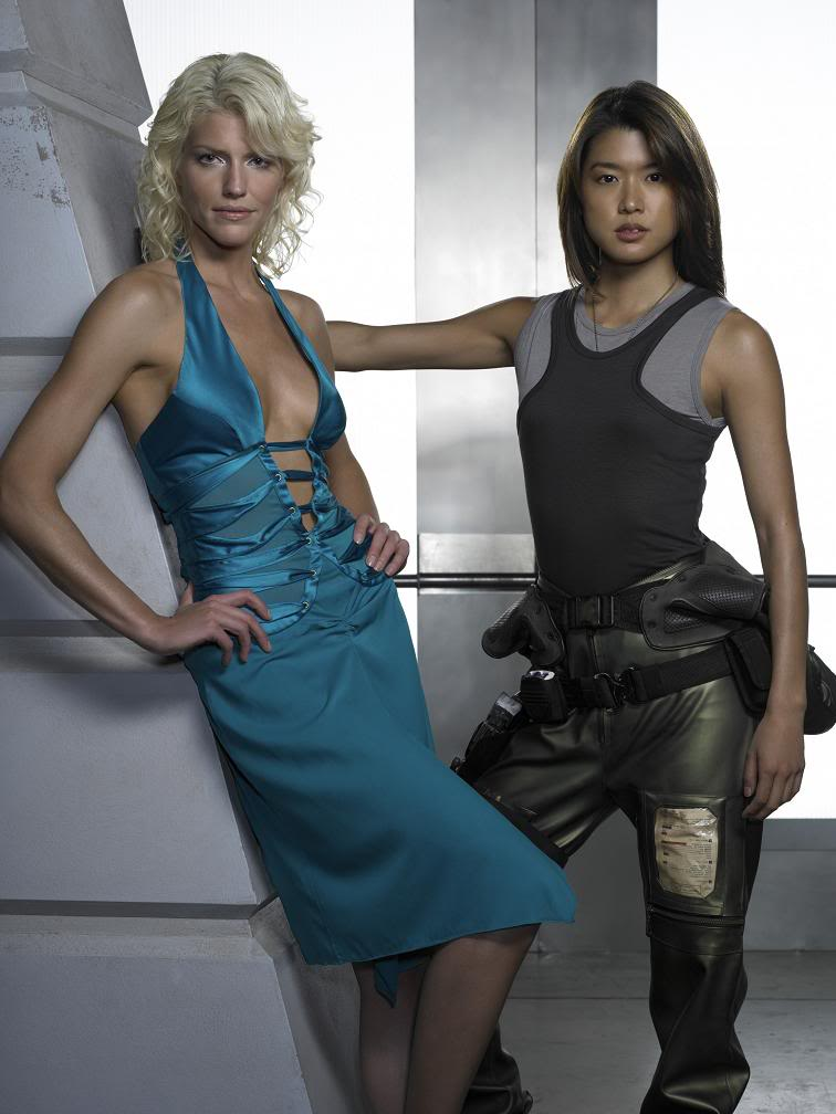 cylon1 Sexy Cylon Girls from Battlestar Galactica