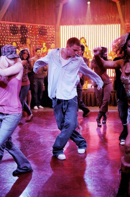 channing tatum8 Shirtless Channing Tatum Comes in Magic Mike Movie