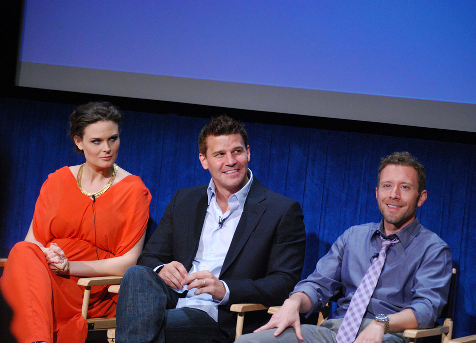 david boreanaz9 Special Agent Seeley Booth aka Bones Star David Boreanaz