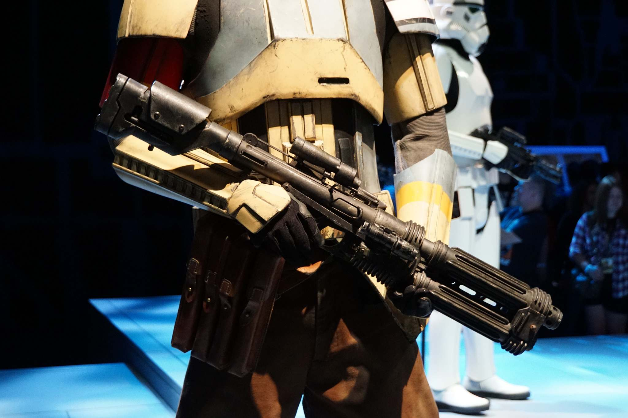 shore trooper5 Star Wars Rogue One Shore Trooper at Star Wars Celebration 2016