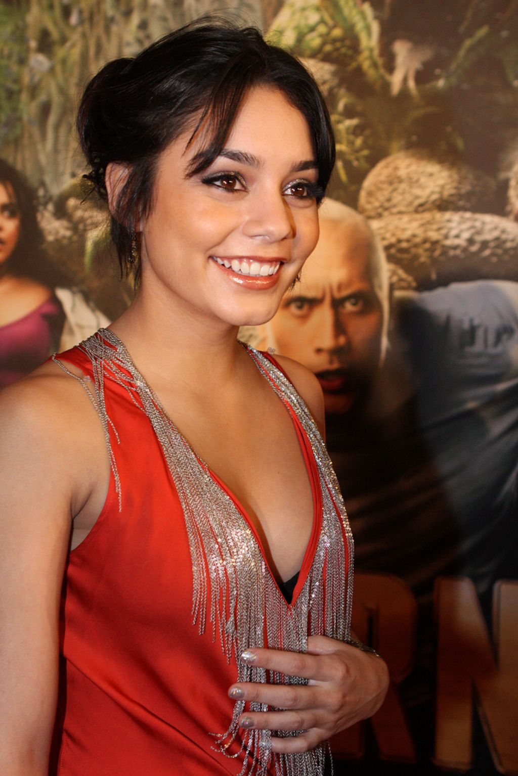 vanessa hudgens Vanessa Hudgens Biography and Filmography
