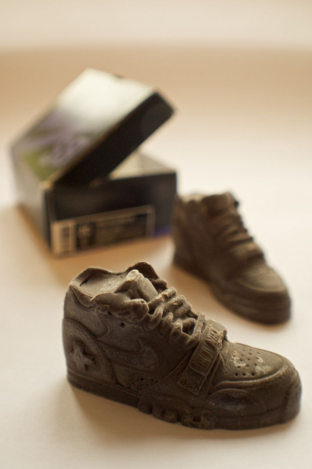 nike air Nike Air Shoes Made of Chocolate
