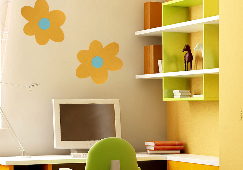 wall stickers15 Decorations Designed for Walls and Furniture