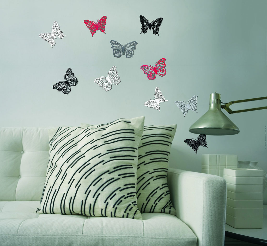 wall stickers18 Decorations Designed for Walls and Furniture