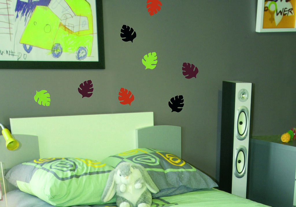 wall stickers5 Decorations Designed for Walls and Furniture