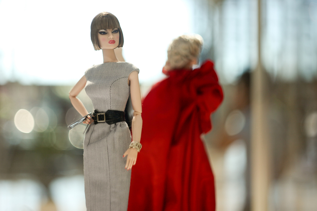 jason wu collection10 Jason Wu An Exhibition of Designer Dolls