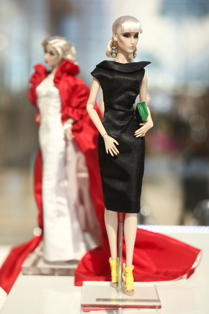 jason wu collection5 Jason Wu An Exhibition of Designer Dolls