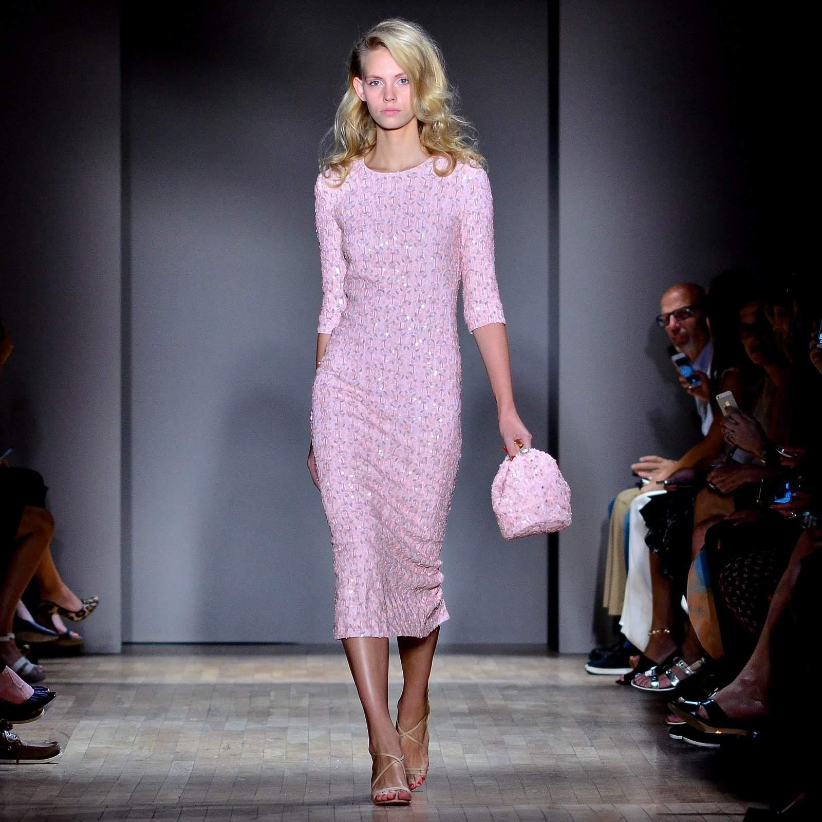 jenny packham1 Jenny Packham Spring/Summer Collection 2015 at NYC Fashion Week