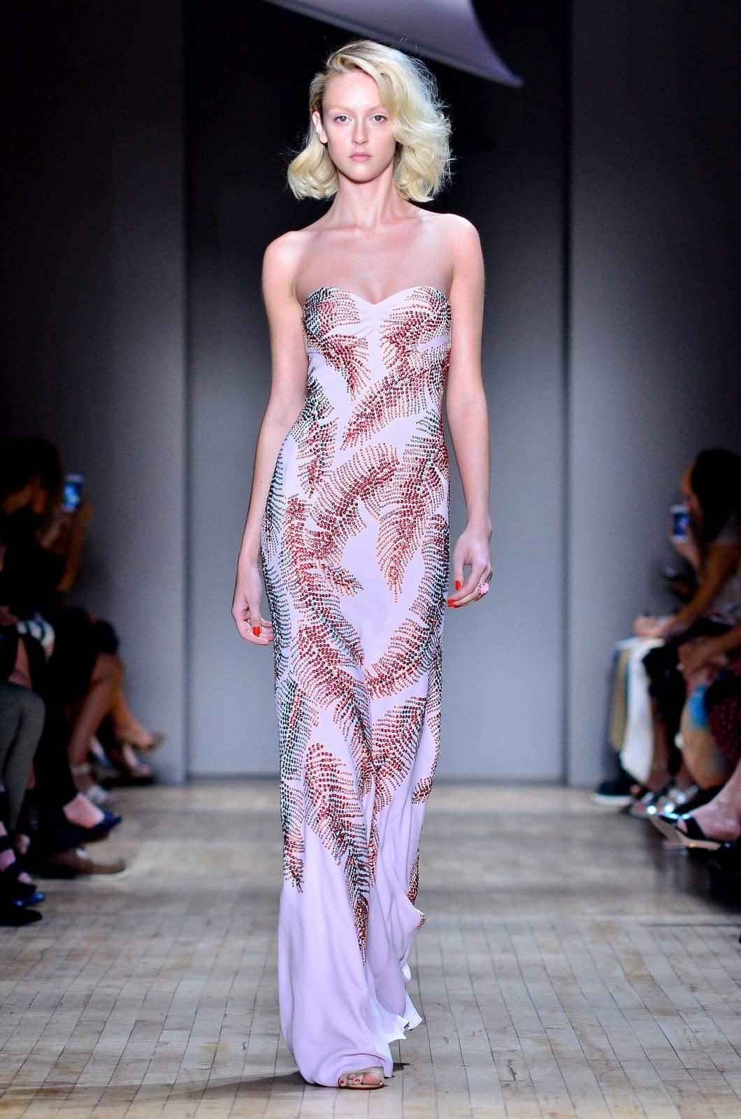 jenny packham2 Jenny Packham Spring/Summer Collection 2015 at NYC Fashion Week