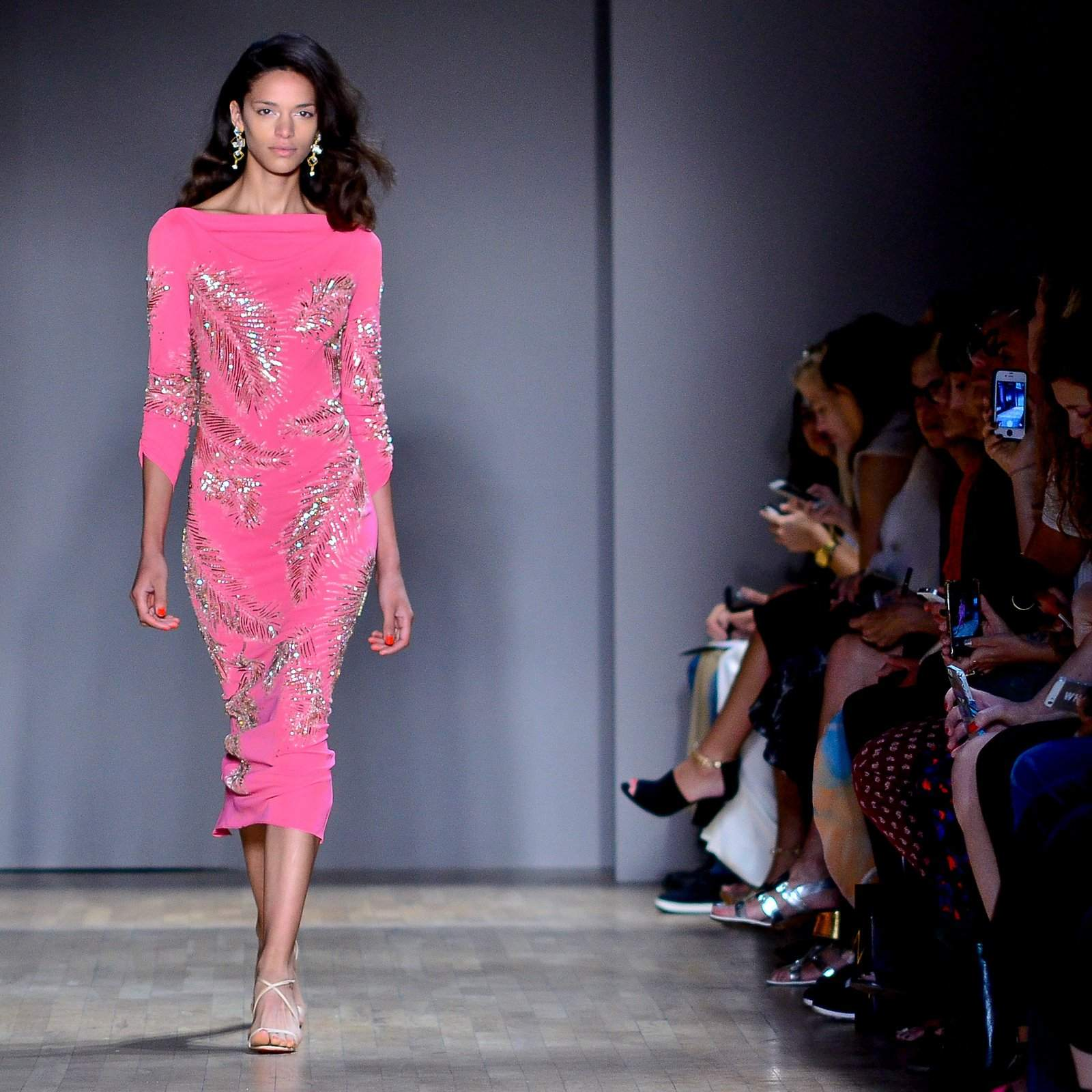 jenny packham3 Jenny Packham Spring/Summer Collection 2015 at NYC Fashion Week